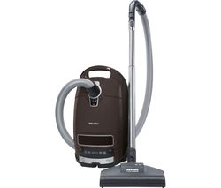 MIELE Complete C3 Total Solution Allergy PowerLine Cylinder Vacuum Cleaner - Havana Brown