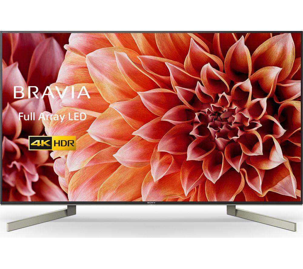 "SONY BRAVIA KD55XF9005 55"" Smart 4K Ultra HD HDR LED TV"