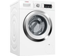 BOSCH Serie 8 WAW325H0GB Smart 9 kg 1600 Spin Washing Machine - White