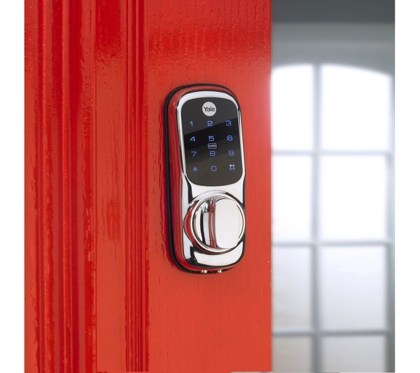 Buy Yale Keyless Connected Smart Ready Door Lock Free