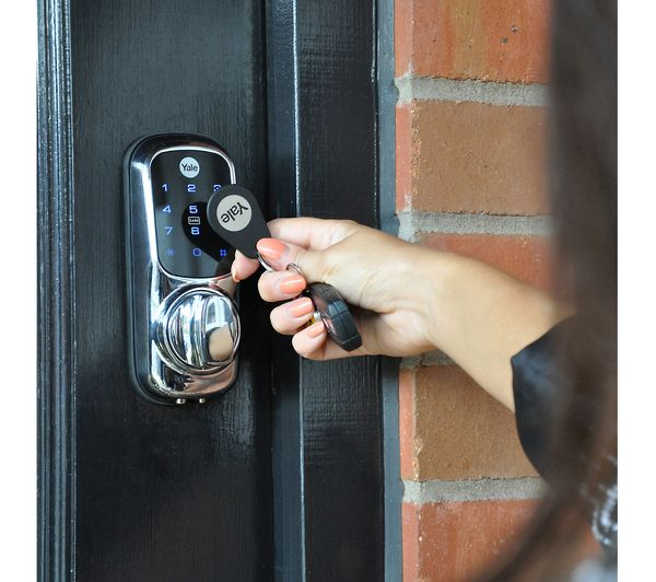 YALE Keyless Connected Smart Ready Door Lock