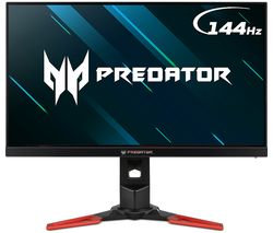 "ACER Predator XB271HAbmiprzx Full HD 27"" TN LCD Gaming Monitor - Black & Red"