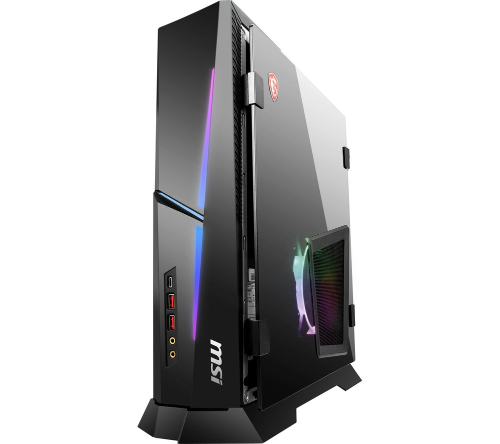 MSI Trident X Intel® Core™ i7 RTX 2080 Gaming PC - 2 TB HDD & 512 GB SSD