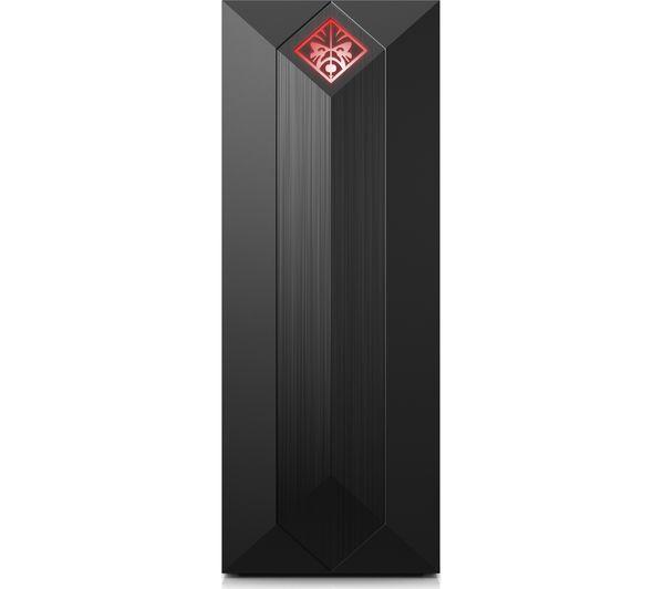 HP OMEN 875-0010na Intel® Core™ i7 RTX 2080 Gaming PC - 2 TB HDD & 256 GB  SSD