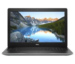 "DELL Inspiron 15 3000 15.6"" Intel® Core™ i3 Laptop - 256 GB SSD, Silver"