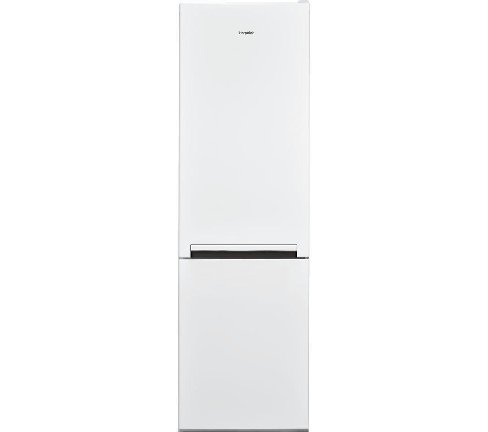 HOTPOINT H8 A1E W UK.1 70/30 Fridge Freezer - White