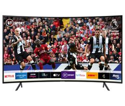 "SAMSUNG UE49RU7300KXXU 49"" Smart 4K Ultra HD HDR Curved LED TV"