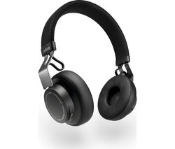 Move Style Wireless Bluetooth Headphones - Black