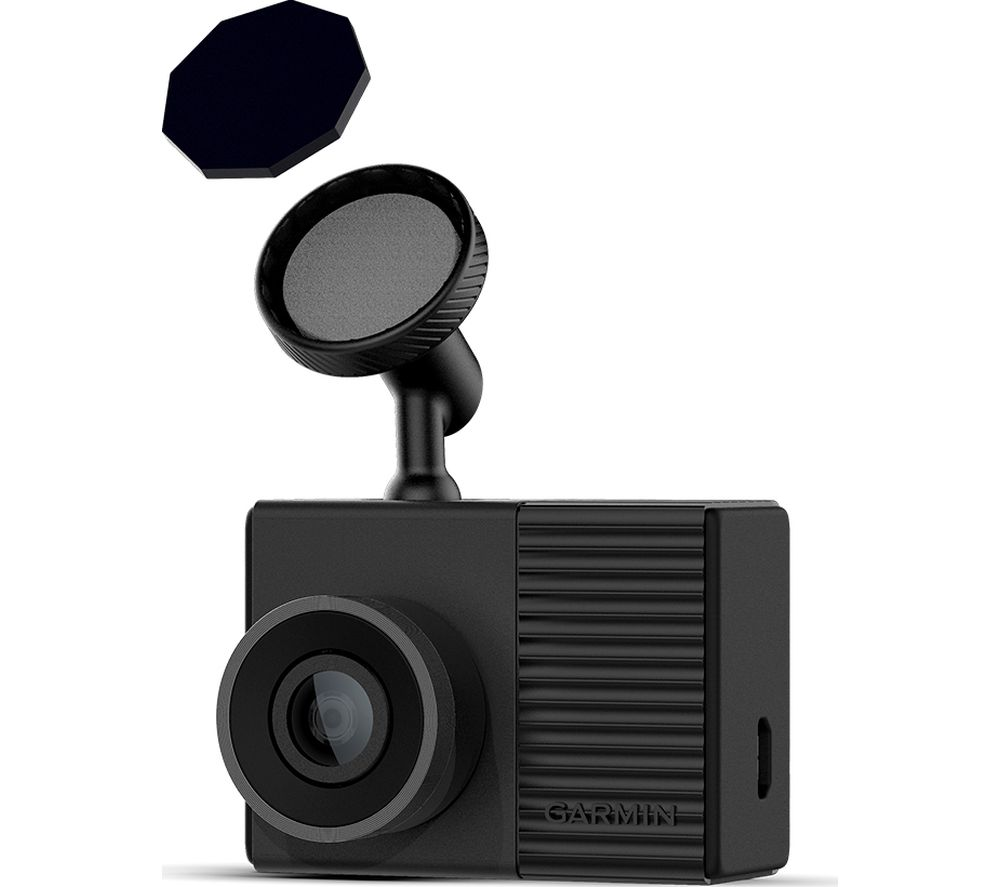 46 Full HD Dash Cam - Black, Black