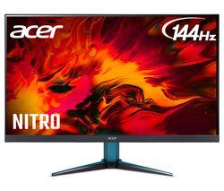 "ACER Nitro VG271UPbmiipx Quad HD 27"" LCD Gaming Monitor - Black"