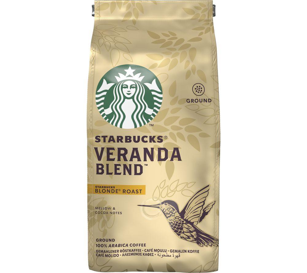 STARBUCKS Veranda Blend Ground Coffee - 200 g