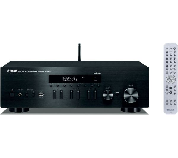 Image of YAMAHA R-N402D Network Stereo Receiver - Black