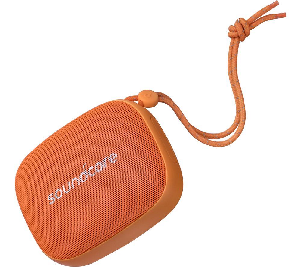 Image of Icon Mini Portable Bluetooth Speaker - Orange, Orange
