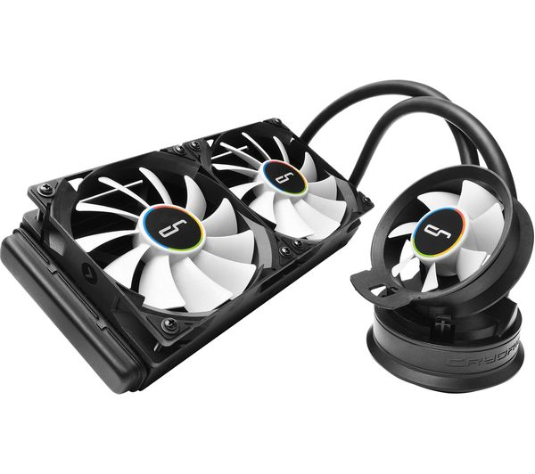 A40 All-in-One CPU Liquid Cooling System - 240 mm