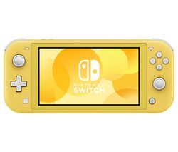 Switch Lite - Yellow