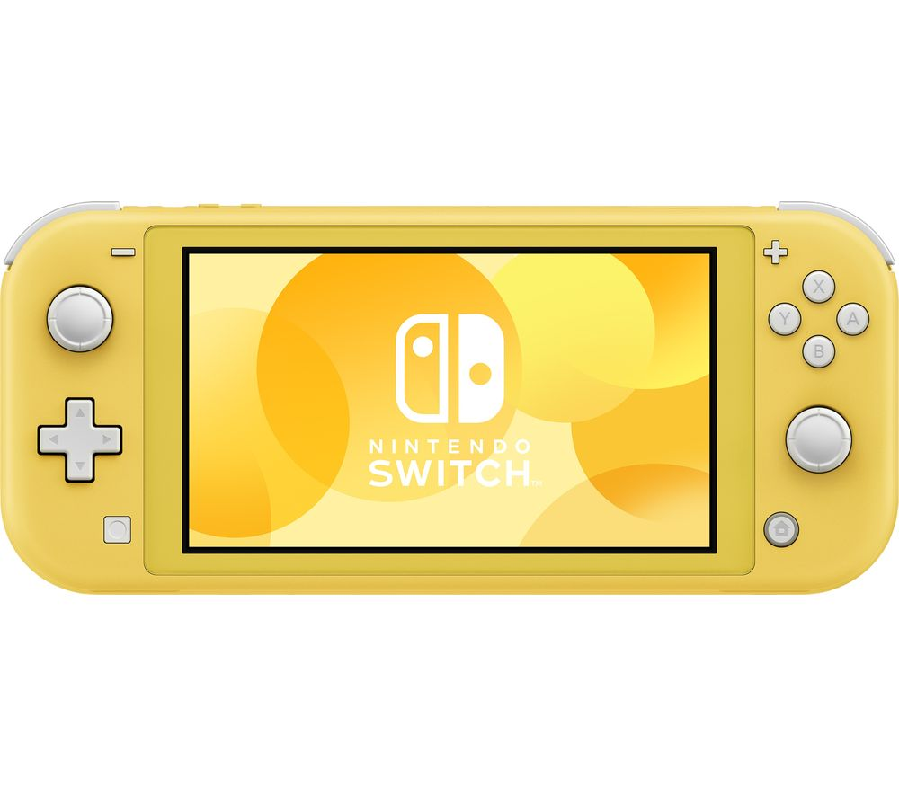 Image of NINTENDO?Switch Lite - Yellow, Yellow