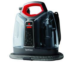 SpotClean Pro 1558E Cylinder Carpet Cleaner - Titanium