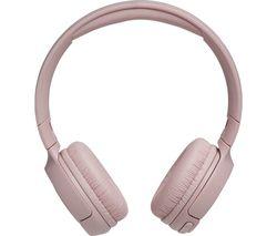 JBL Tune 500BT T500BTPIK Wireless Bluetooth Headphones - Pink