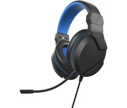 HP40 Gaming Headset - Black & Blue