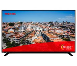 "TOSHIBA 50U2963DB 50"" Smart 4K Ultra HD HDR LED TV"