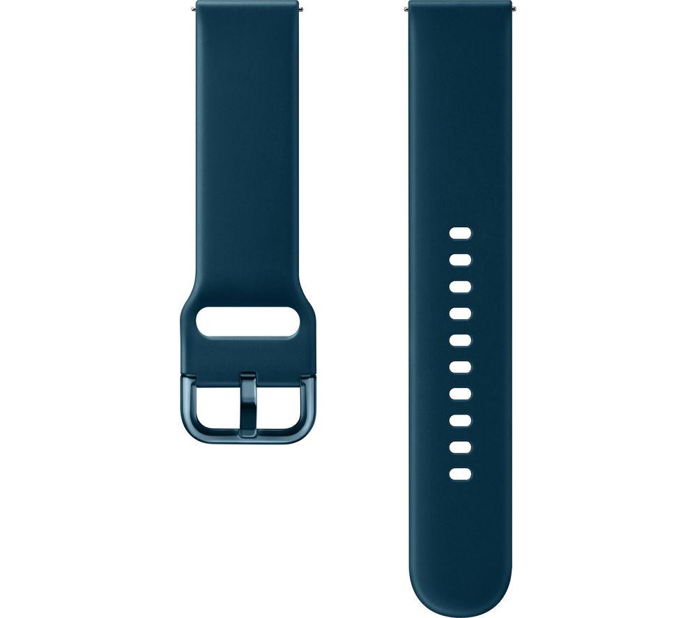 SAMSUNG Galaxy Watch Active Sport Strap - Green, Medium