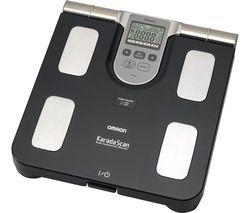 Karada Scan BF508 Electronic Bathroom Scales - Grey