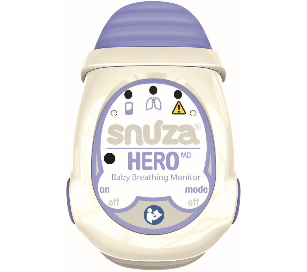 SNUZA Hero MD Baby Breathing Monitor