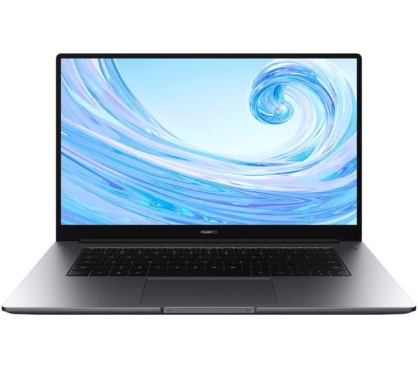 "Image of HUAWEI MateBook D 15.6"" Laptop - AMD Ryzen 5, 256 GB SSD, Space Grey"