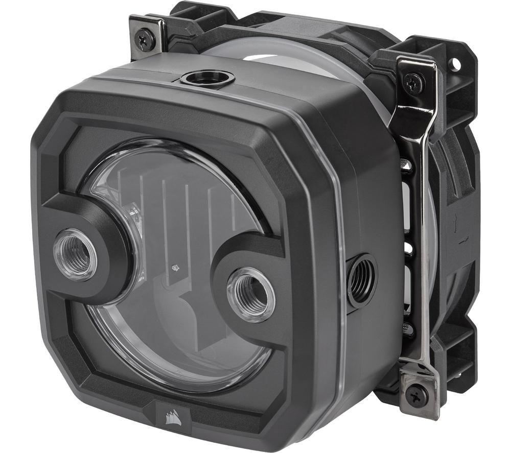 CORSAIR Hydro X Series XD3 Water Pump and Reservoir - RGB