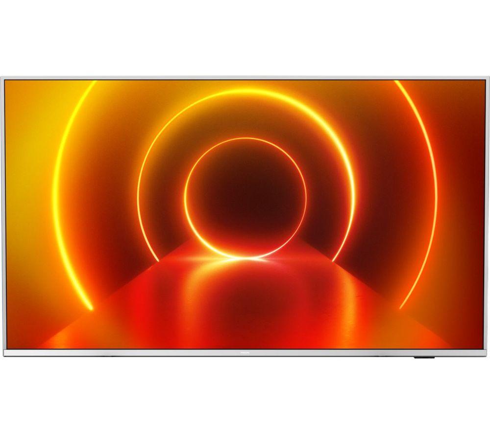 "PHILIPS 58PUS7855 58"" 4K Ultra HD HDR LED TV with Amazon Alexa"