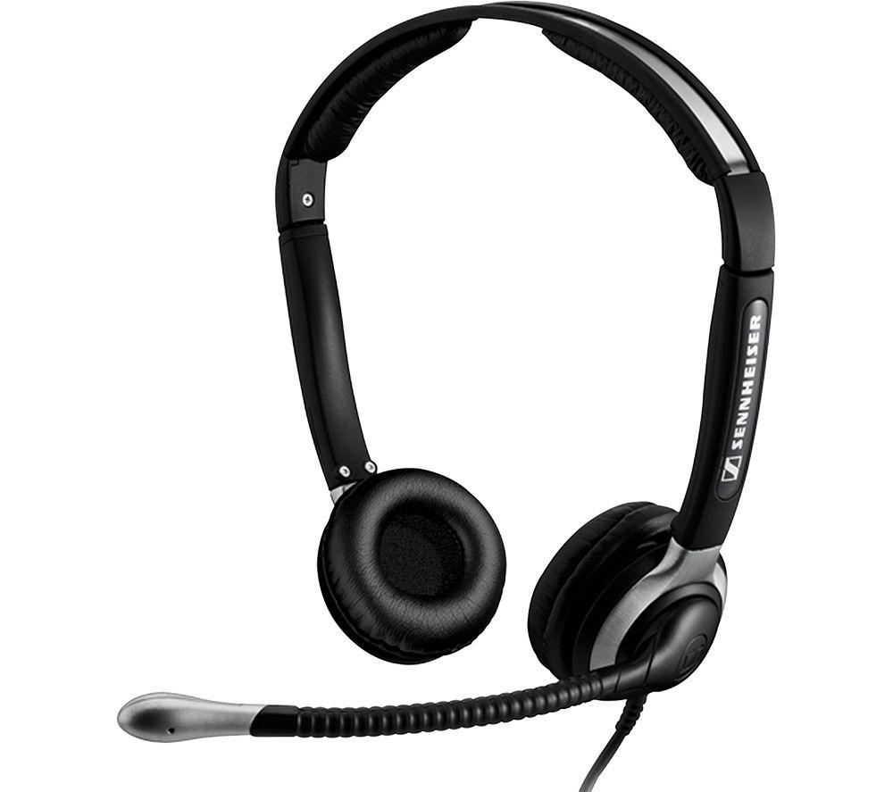 Image of SENNHEISER CC 540 Headset - Black, Black
