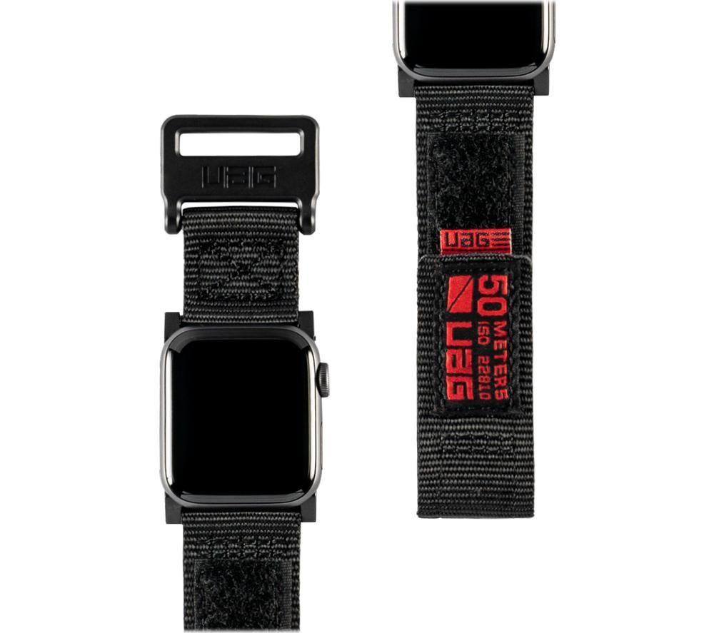 UAG Active Apple Watch 38-40 mm Strap - Black, Black