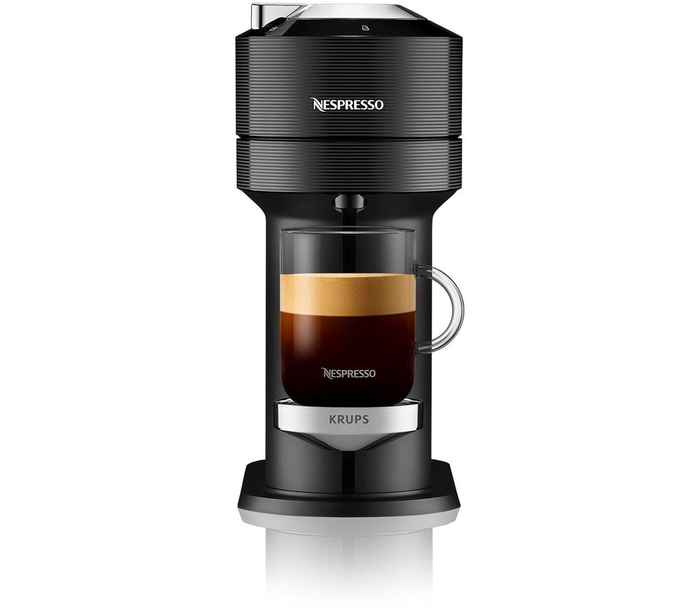 NESPRESSO by Krups Vertuo Next Premium XN910840 Coffee Machine - Black