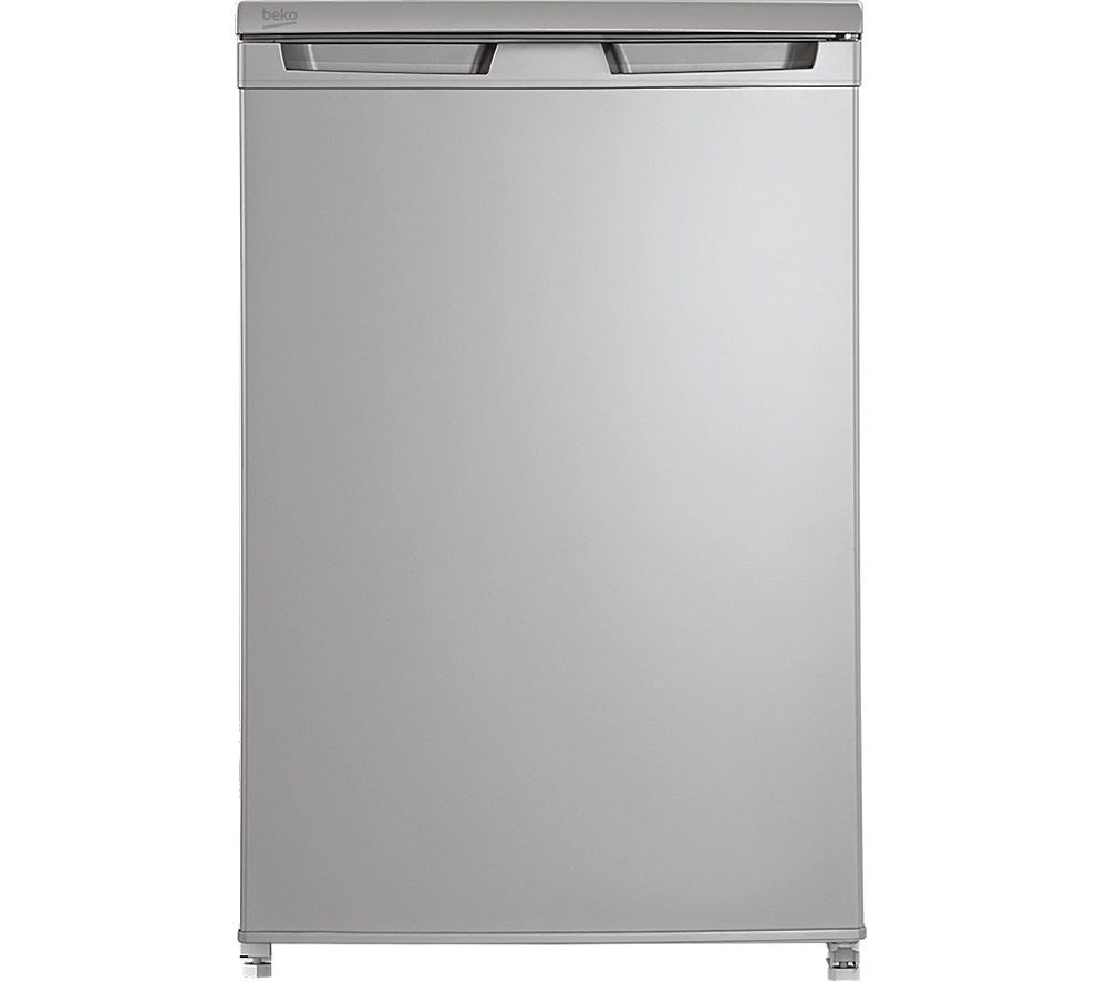 Image of BEKO LXS553S Undercounter Fridge - Silver, Silver