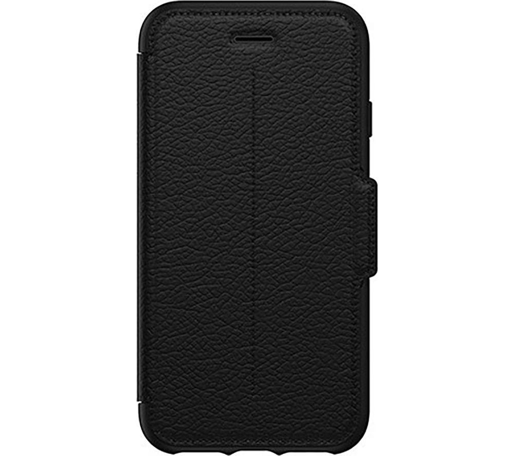 OTTERBOX Strada Via iPhone 7/8/SE2 Case - Black
