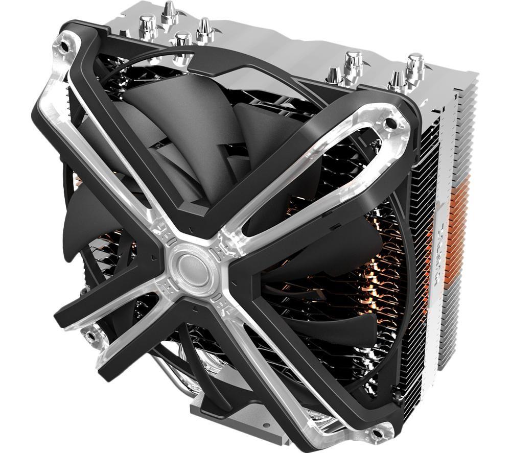 ZALMAN CNPS17X 140 mm CPU Cooler - RGB LED