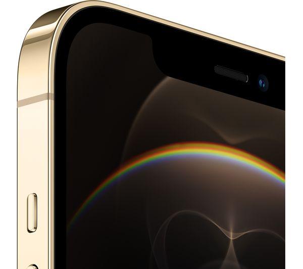 Apple iPhone 12 Pro Max - 128 GB, Gold 7