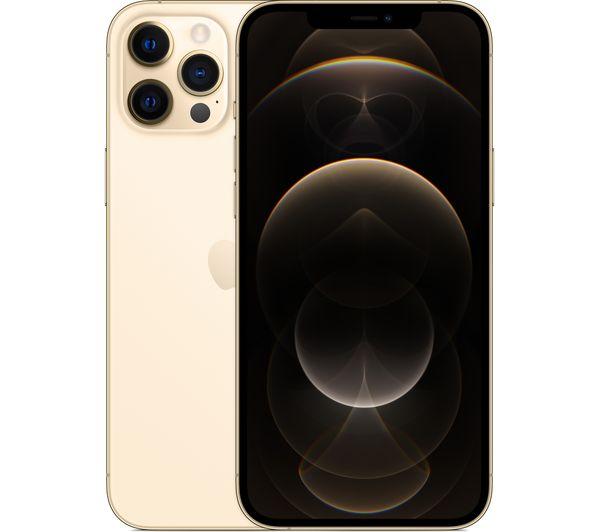 Apple iPhone 12 Pro Max - 128 GB, Gold 8
