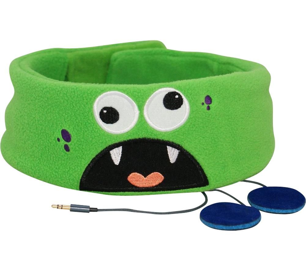SNUGGLY RASCALS SR1-MON-02-C Kids Headphones - Monster