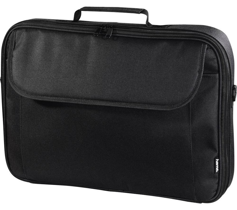 "HAMA Essential Line Montego 101738 15.6"" Laptop Case - Black"