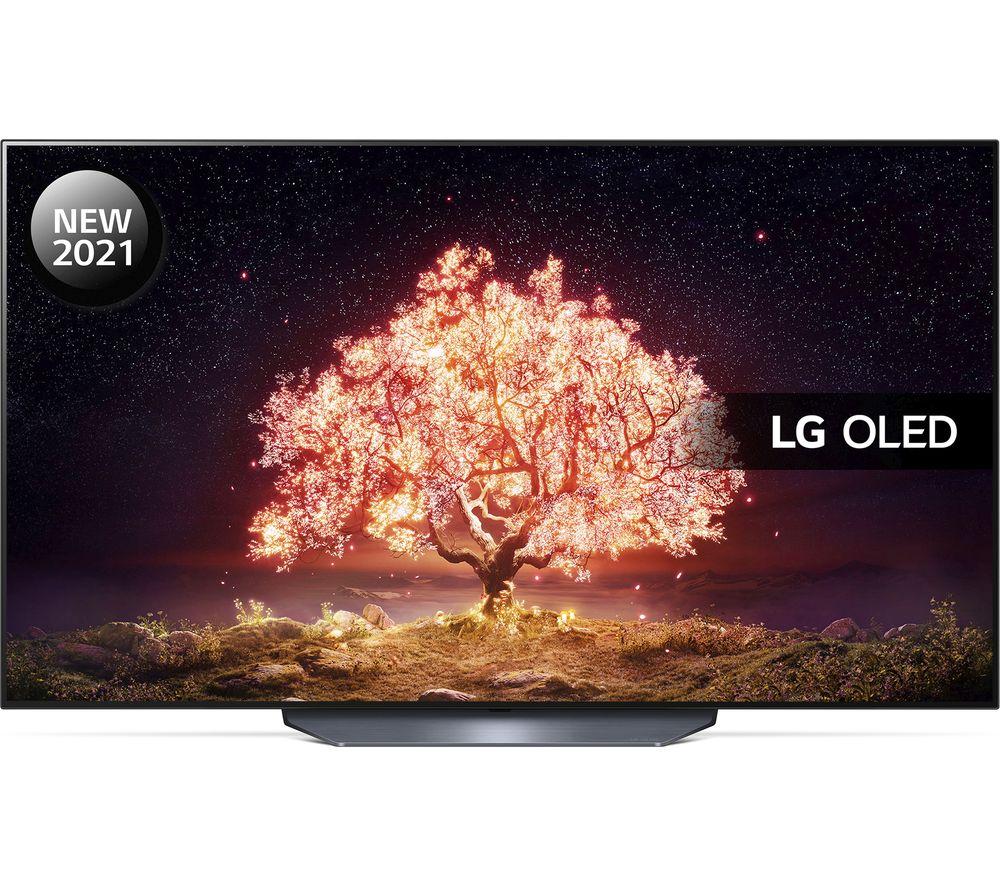 "LG OLED77B16LA 77"" Smart 4K Ultra HD HDR OLED TV with Google Assistant & Amazon Alexa"