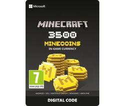 Minecraft Minecoins Pack - 3500 Coins