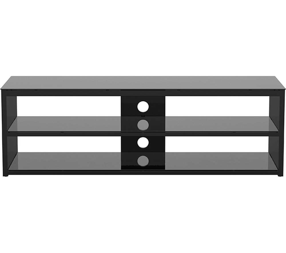AVF Muritz FS1400MURB 1400 mm TV Stand – Black