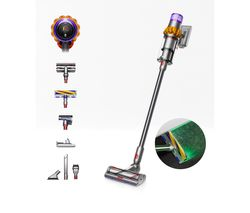 V15 Detect Absolute Cordless Vacuum Cleaner - Yellow & Nickel