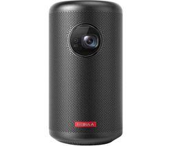 Capsule II Smart HD Ready Portable Projector