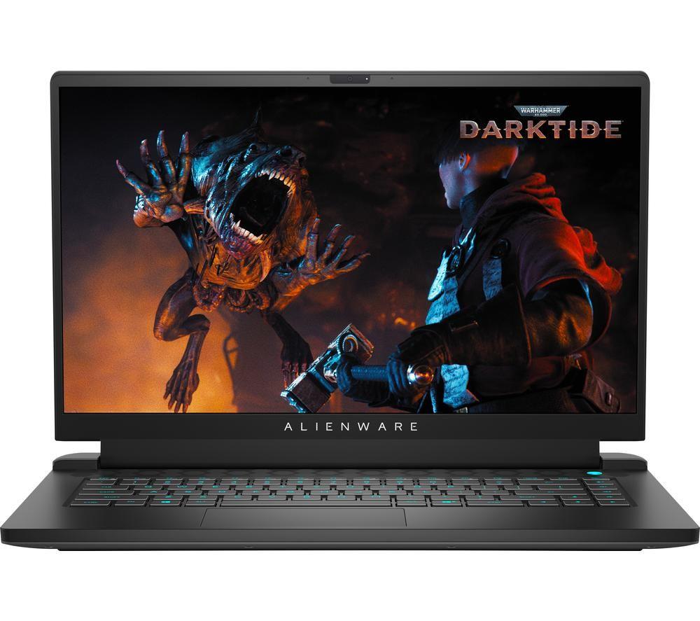 "Image of ALIENWARE m15 R5 15.6"" Gaming Laptop - AMD Ryzen 9, RTX 3070, 1 TB SSD"