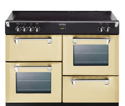 STOVES Richmond 1000Ei Electric Induction Range Cooker - Champagne