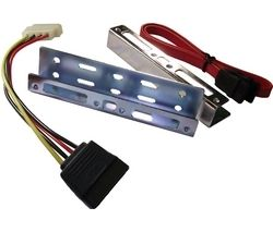"DYNAMODE SSD Hard Drive Rail Kit - 3.5"""