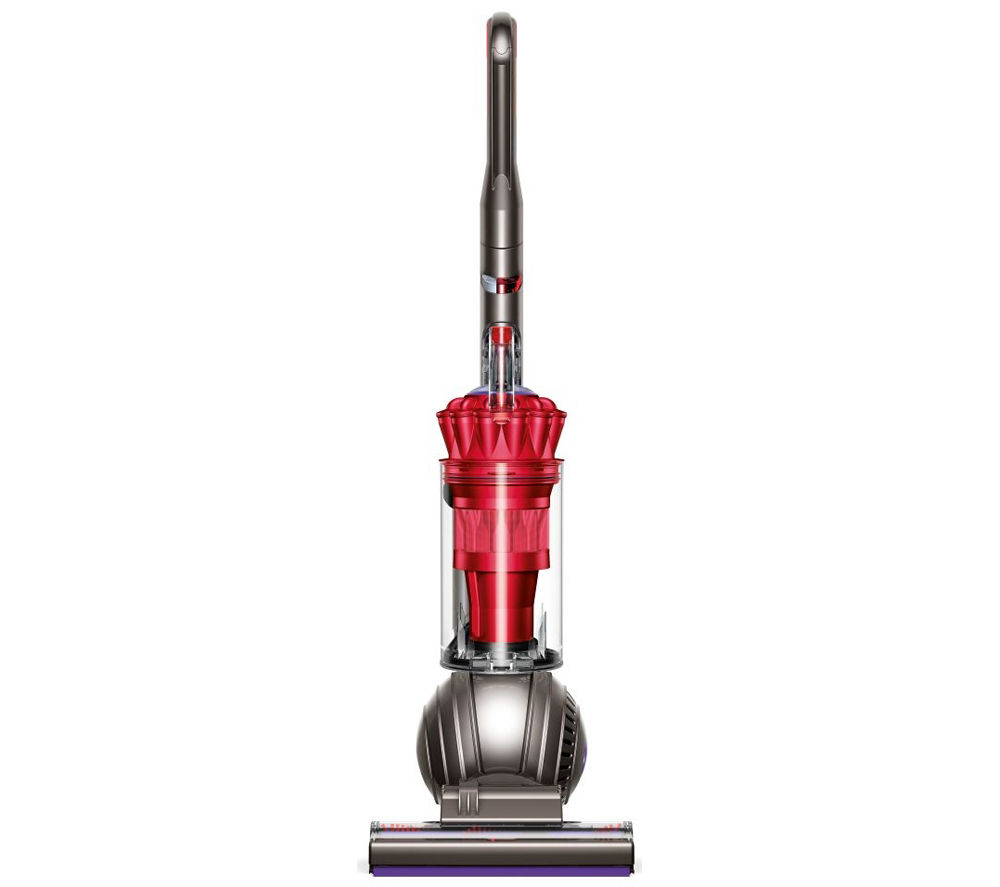 DYSON DC55 Total Clean Upright Bagless Vacuum Cleaner - Red + Zorb Carpet Cleaner