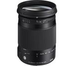 SIGMA 18-300 mm f/3.5-6.3 DC HSM OS Telephoto Zoom Lens with Macro - for Canon